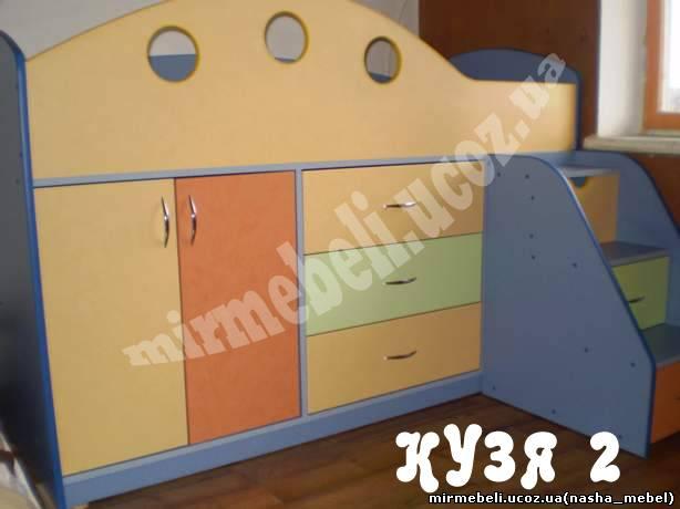 Как сделать детскую кровать с инструкцией и фото
