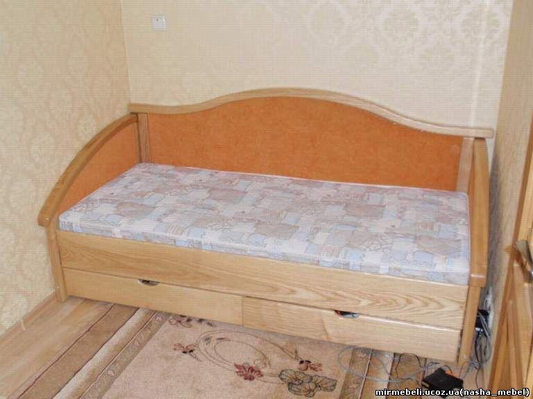 Детская мебель из дерева на заказ в