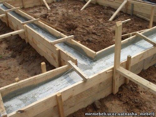 строим дом сами